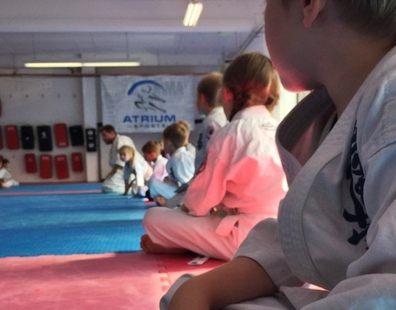 Atrium-Sports-Kinder-Selbstverteidigung